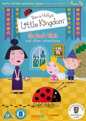 Rent Ben and Holly's Little Kingdom: Gaston's Visit (aka Ben and Holly's Little Kingdom: Gaston's Visit and Other Stories) Online DVD & Blu-ray Rental