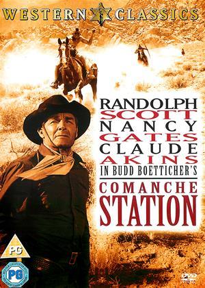 Rent Comanche Station Online DVD & Blu-ray Rental