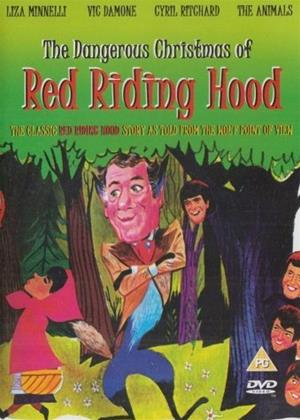 Rent The Dangerous Christmas of Red Riding Hood Online DVD & Blu-ray Rental