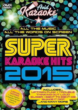 Rent Super Karaoke Hits 2015 Online DVD & Blu-ray Rental