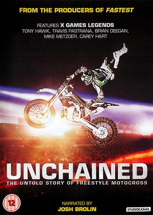Rent Unchained (aka Unchained: The Untold Story of Freestyle Motocross) Online DVD Rental