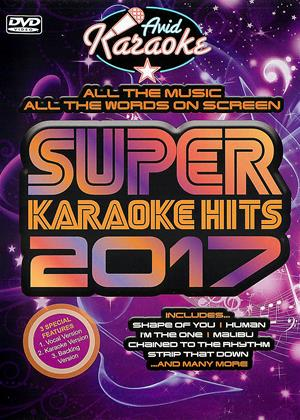 Rent Super Karaoke Hits 2017 Online DVD Rental