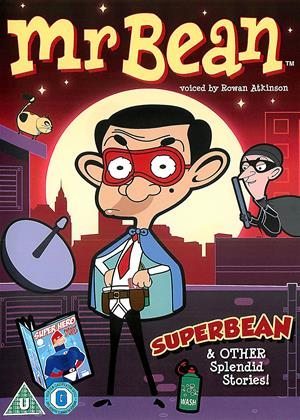 Rent Mr Bean: The Animated Series: Vol.11 (aka Mr Bean: The Animated Adventures: SuperBean) Online DVD Rental