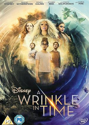 A Wrinkle in Time Online DVD Rental