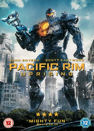 Pacific Rim: Uprising Online DVD Rental