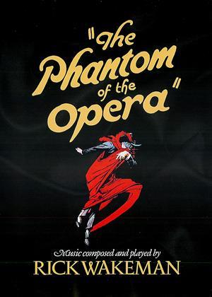 Rent Rick Wakeman: The Phantom of the Opera Online DVD Rental