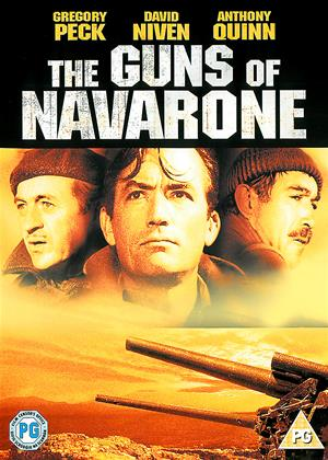 Rent The Guns of Navarone Online DVD & Blu-ray Rental