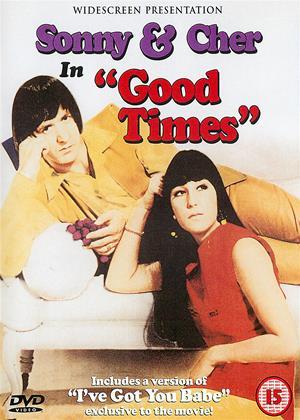 Rent Good Times (aka I Got You, Babe / Sonny & Chér in Good Times) Online DVD & Blu-ray Rental