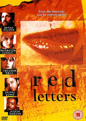 Rent Red Letters Online DVD & Blu-ray Rental