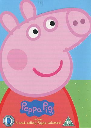 Rent Peppa Pig: The Balloon Ride (aka Peppa Pig: Vol.5) Online DVD & Blu-ray Rental