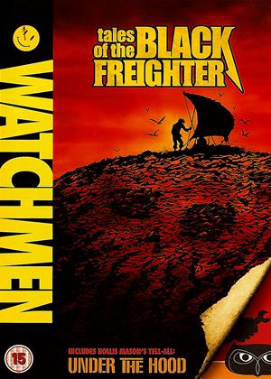 Rent Watchmen: Tales of the Black Freighter (aka Watchmen: Tales of the Black Freighter / Under the Hood) Online DVD & Blu-ray Rental
