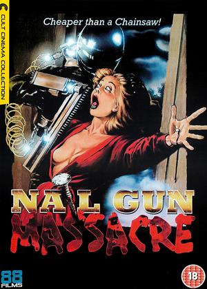 Rent Nail Gun Massacre Online DVD Rental