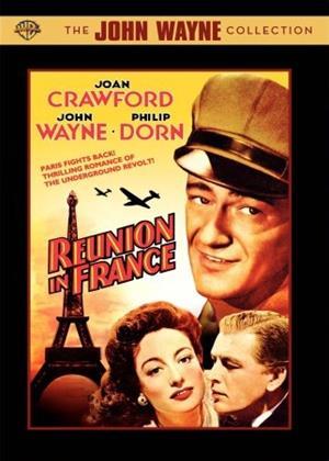 Rent Reunion in France Online DVD & Blu-ray Rental