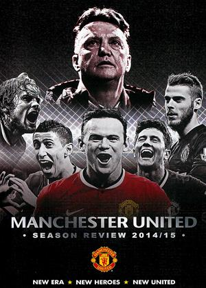 Rent Manchester United: Season Review 2014/15 Online DVD & Blu-ray Rental