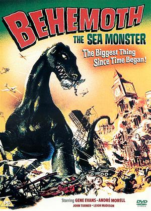 Rent Behemoth: The Sea Monster (aka The Giant Behemoth) Online DVD & Blu-ray Rental