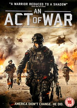 Rent An Act of War (aka The Projectionist) Online DVD & Blu-ray Rental