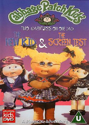Rent Cabbage Patch Kids: The New Kid / The Screen Test Online DVD & Blu-ray Rental