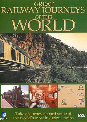 Rent Great Railway Journeys of the World Online DVD & Blu-ray Rental