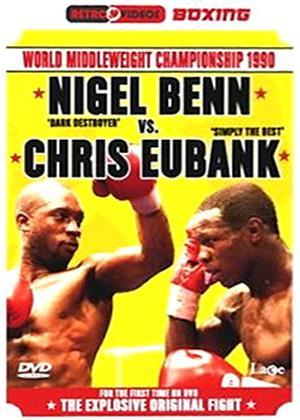 Rent Nigel Eubank vs. Chris Eubank (aka Nigel Benn Vs Chris Eubank - World Middleweight Championship 1990) Online DVD & Blu-ray Rental
