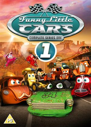Rent Funny Little Cars: Series 1 Online DVD & Blu-ray Rental