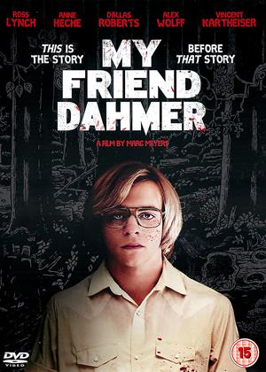 Rent My Friend Dahmer Online DVD Rental