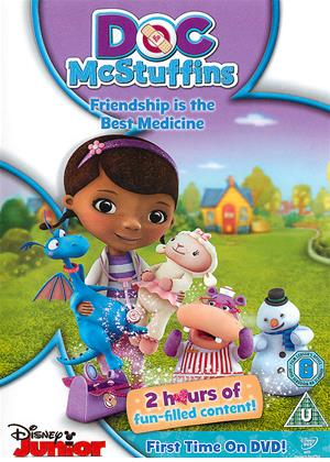 Doc McStuffins: Friendship Is the Best Medicine Online DVD Rental