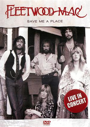 Rent Fleetwood Mac: Save Me a Place (aka Fleetwood Mac in Concert: Mirage Tour 1982) Online DVD Rental