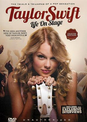 Rent Taylor Swift: Life on Stage Online DVD & Blu-ray Rental