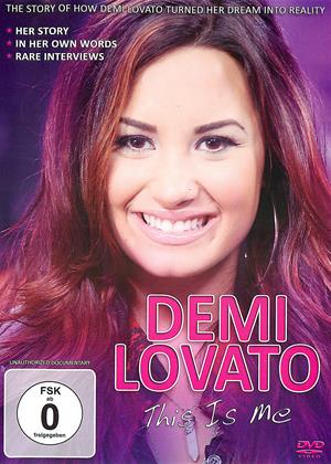 Rent Demi Lovato: This Is Me Online DVD & Blu-ray Rental