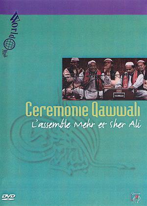 Ceremonie Qawwali: L'Assemble Mehr Et Sher Ali Online DVD Rental