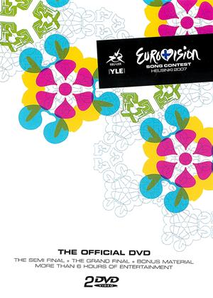 Eurovision Song Contest 2007 Online DVD Rental
