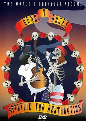 Rent Guns n' Roses: Appetite for Destruction (aka The World's Greatest Albums: Guns 'N' Roses: Appetite for Destruction) Online DVD & Blu-ray Rental