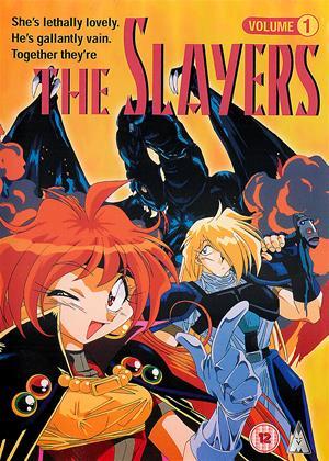 Rent The Slayers: Vol.1 (aka Sureiyâzu) Online DVD & Blu-ray Rental