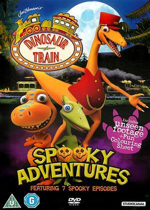 Dinosaur Train: Spooky Adventures Online DVD Rental