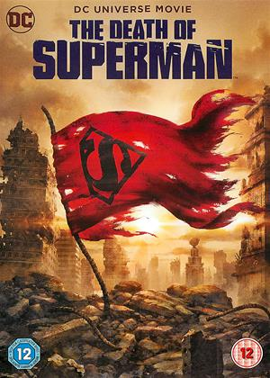 The Death of Superman Online DVD Rental