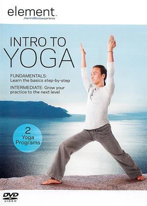 Rent Element: Intro to Yoga Online DVD & Blu-ray Rental