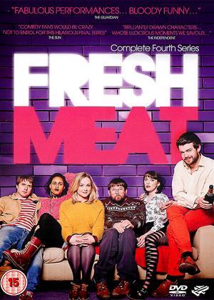 Rent Fresh Meat: Series 4 Online DVD & Blu-ray Rental