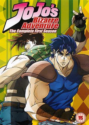 Rent JoJo's Bizarre Adventure: Series 1 (aka JoJo no kimyô-na bôken) Online DVD & Blu-ray Rental