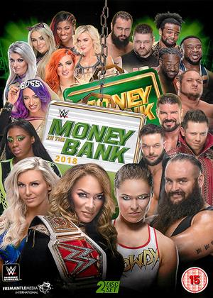 Rent WWE: Money in the Bank 2018 Online DVD & Blu-ray Rental