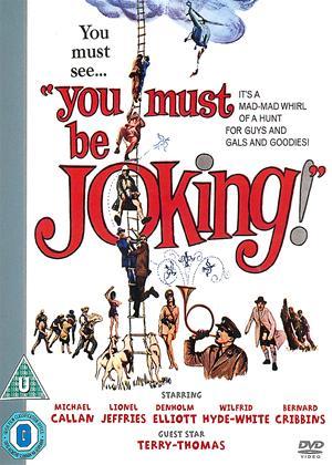 Rent You Must Be Joking! Online DVD & Blu-ray Rental