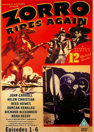 Rent Zorro Rides Again: Vol.1 Online DVD & Blu-ray Rental