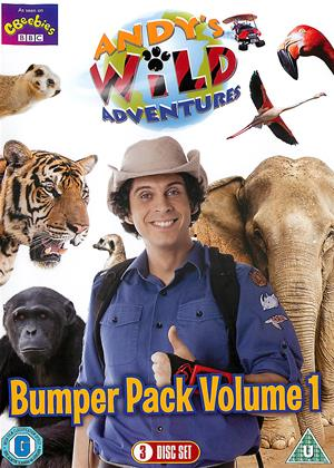 Rent Andy's Wild Adventures: Vol.1 Online DVD & Blu-ray Rental