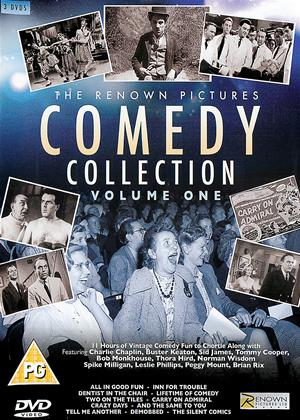 Rent The Renown Comedy Collection: Vol.1 Online DVD Rental