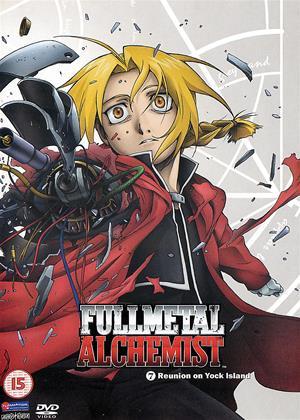 Rent Fullmetal Alchemist 7 Online DVD & Blu-ray Rental