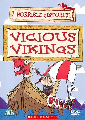 Rent Horrible Histories: Vicious Vikings Online DVD & Blu-ray Rental