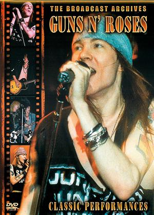Rent Guns n' Roses: The Broadcast Archives Online DVD & Blu-ray Rental