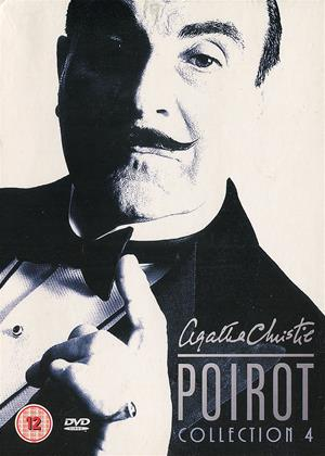 Rent Agatha Christie's Poirot: Collection 4 Online DVD Rental