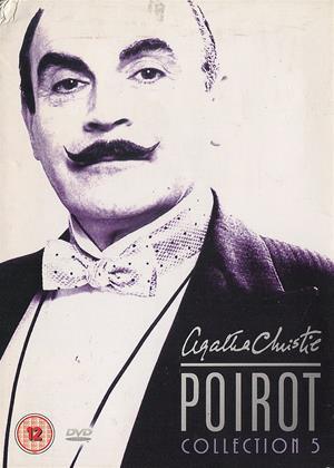 Agatha Christie's Poirot: Collection 5 Online DVD Rental