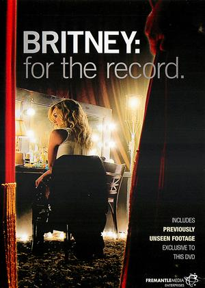 Rent Britney: For the Record (aka Britney Spears: For the Record) Online DVD & Blu-ray Rental