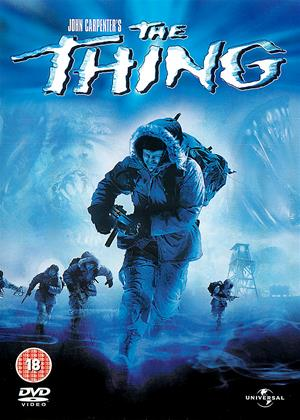 The Thing Online DVD Rental